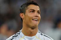 Կրիշտիանու Ռոնալդուն՝ Եվրոպայի լավագույն ֆուտբոլիստ