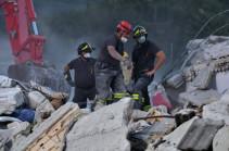 Իտալիայում երկրաշարժի զոհերի թիվը հասել է 267-ի