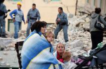 Իտալիայում նախատեսում են վերականգնել երկրաշարժից տուժած քաղաքները