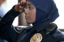 Կանադայում կին ոստիկաններին թույլատրել են հիջաբ կրել