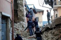 Իտալիայում երկրաշարժի զոհերի թիվը հասել է 281-ի