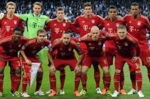 «Бавария» начинает сезон с разгромной победы