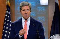 Քերրի. ԱՄՆ-ն չի աջակցում քրդերի անկախությանը