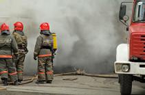 Մոսկվայի պահեստներից մեկում բռնկված հրդեհի հետևանքով 16 մարդ է զոհվել (Տեսանյութ)