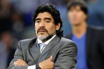 Диего Марадона признал своего внебрачного сына