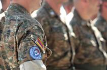 Из Афганистана вернулся очередной контингент армянских миротворцев