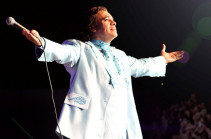 ԱՄՆ-ում մահացել է աշխարհահռչակ իսպանացի երգիչ Խուան Գաբրիելը. Տեսանյութ