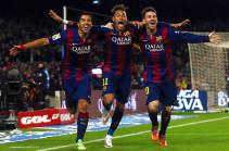 «Барселона» одолела «Атлетик»