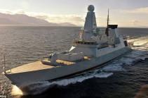 Великобритания направит эсминец в Персидский залив для борьбы с ИГ