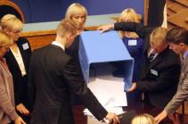 Էստոնիայում չեն կարողացել երկրորդ փուլում նոր նախագահ ընտրել
