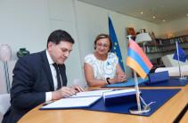 Постоянный представитель Армении в Совете Европы встретился с заместителем генсека организации