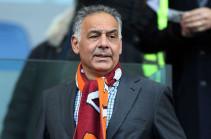Президент футбольного клуба «Рома»  в поисках нового «стратегического партнера»