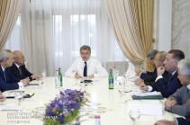 Премьер Армении: Изменения предполагают серьезное содержание и целевые функции