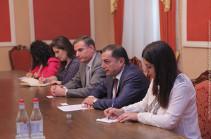 Артак Закарян отметил важность взвешенного подхода Мексики к вопросу Карабаха
