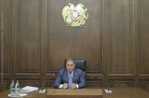 В парламенте Армении обсудили кандидатуры членов ЦИК