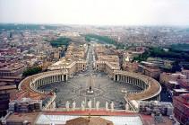 В Риме обрушился жилой дом