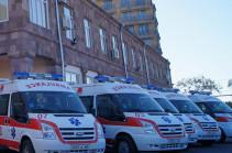 Վանաձորում 90-ամյա կինն ընկել է պատշգամբից. նա հիվանդանոցում է
