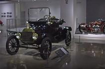 Музей автомобилей в Лос-Анджелесе (Видео)