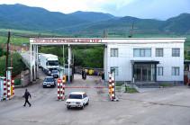 Բագրատաշենի մաքսակետում բեռնատարների թաքստոցներում շուրջ 1,5 տոննա թուրքական և վրացական լոլիկ է հայտնաբերվել