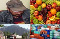 Մուրացկանությամբ զբաղվող քաղաքացու անունով 40 տոննա ապրանք է ներմուծվել Հայաստան. Քրգործ է հարուցվել