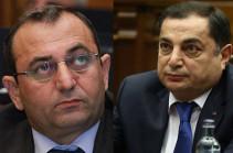 Арцвик Минасян может быть переведен на другую должность – Ваграм Багдасарян