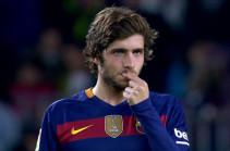 «Барселона» планирует заключить новое соглашение с Серджи Роберто
