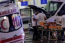 СМИ: в Хьюстоне произошла стрельба, есть раненные
