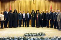 Հալեպում տեղի է ունեցել պաշտոնական ընդունելություն՝ նվիրված ՀՀ անկախության 25-ամյակին