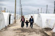 Թուրքիայի տարածքում գտնվող սիրիացի փախստականները ԵՄ-ից ամսական 30 եվրո կստանան