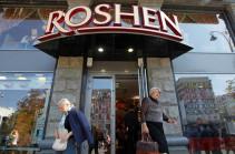Կիևում կրկին հաղորդել են Roshen-ի բոլոր խանութներն ականապատելու մասին