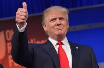 Трамп объявил себя победителем на теледебатах с Клинтон