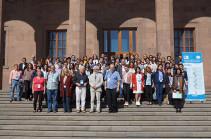 Տեղի ունեցավ Մոլեկուլային կենսաբանության ինստիտուտի հիմնադրման 50-ամյակին նվիրված միջազգային գիտաժողովի բացումը
