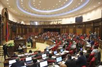 Ազգային ժողովն ընդունեց «ՀՀ քրեական օրենսգրքում լրացումներ կատարելու մասին» օրենքի նախագիծը