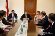 Հայկական մշակույթը կարող է լավ գրավական հանդիսանալ զբոսաշրջիկների ներգրավման առումով. վարչապետը ներկայացրել է Արմեն Ամիրյանին