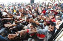 Եվրահանձնաժողովը Թուրքիայում սիրիացի փախստականներին կտրամադրի 600 մլն եվրո օգնություն