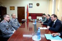ՀՀ ՊՆ-ում կայացել են հայ-գերմանական ռազմական համագործակցության ամենամյա բանակցությունները
