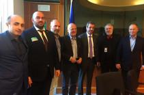 ԼՂՀ ԱԺ պատվիրակությունը մեկնել է Բելգիա