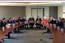 ԼՂՀ ԱԳՆ ղեկավարը բելգիացի պատգամավորի հետ քննարկել է ղարաբաղյան հակամարտության կարգավորման գործընթացը