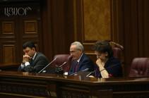 Парламент принял во втором чтении проект нового Налогового кодекса Армении