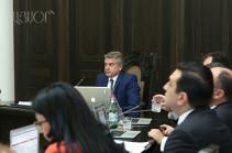 Премьер Армении дал поручения министерствам