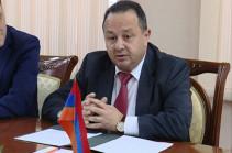 Замминистра обороны Армении назначен представителем правительства в парламенте по обсуждаемому законопроекту