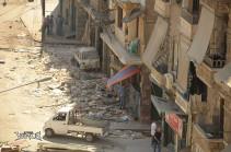Հալեպում հրթիռակոծության հետևանքով զոհվել է 4, վիրավորվել` 6 հայ