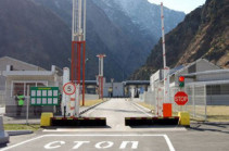 Автодорога Ларса будет открыта сегодня до 20.00
