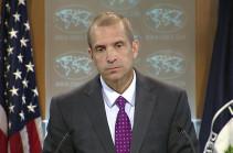 Պետդեպը բացատրել է, թե ինչու ԱՄՆ-ն հարվածներ չի հասցրել «Ջեբհաթ ան Նուսրային»