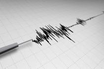 У побережья Королевства Тонга произошло землетрясение