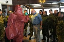 Армения и США сотрудничают в сфере предотвращения распространения оружия массового поражения