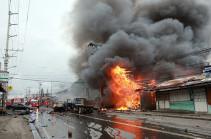 В результате взрыва в Ираке погибли 16 человек