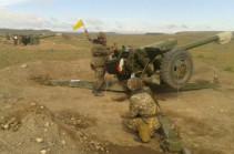 ՊՆ 2-րդ բանակային զորամիավորման ենթակա հրետանային ստորաբաժանումները ճամբարային հավաքներ են անցկացրել