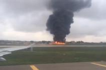 Մալթայի օդանավակայանում թեթև շարժիչով օդանավ է կործանվել, կա 5 զոհ