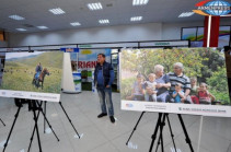 «Արմպրոդէքսպո»-ում ներկայացվեց «Արմենպրես»-ի և «Ակբա-Կրեդիտ Ագրիկոլ» բանկի նոր նախագիծը